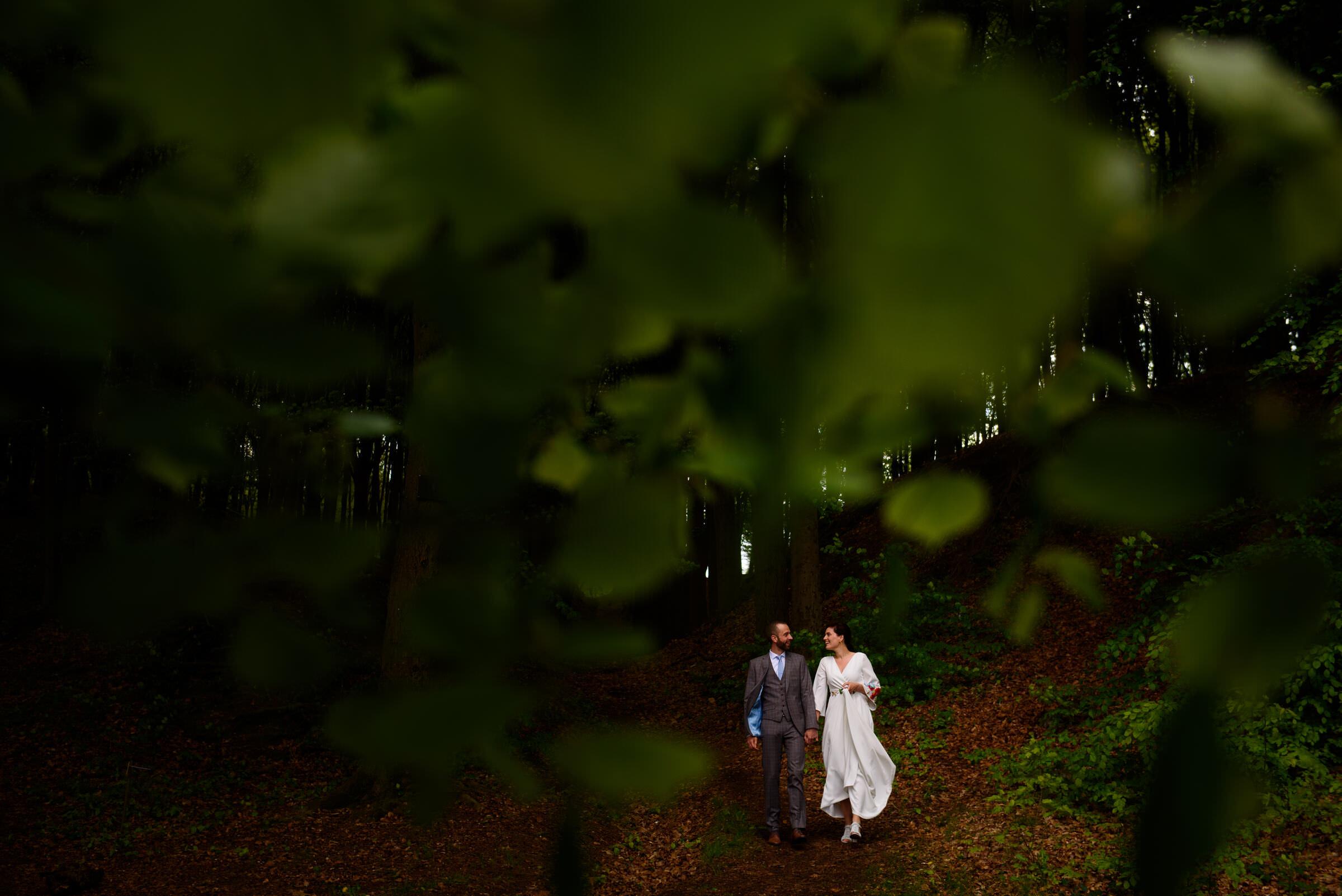 fotoshoot huwelijksreportage